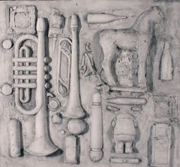 Museo del Novecento  Milano  Remo Bianco. Le impronte della memoria