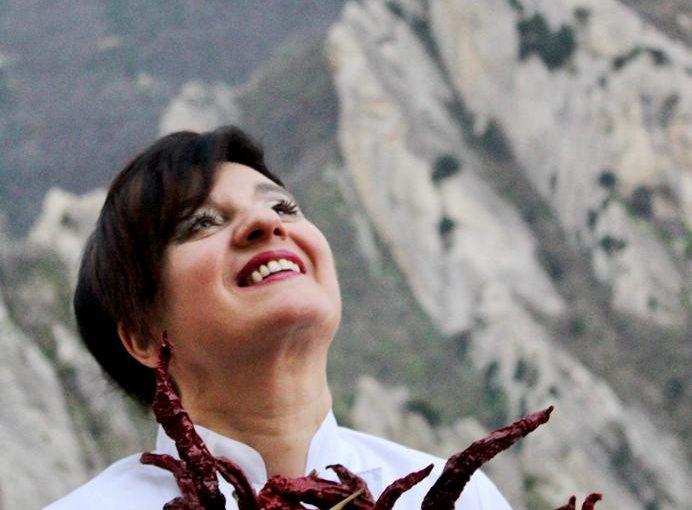 """MARIA ANTONIETTA SANTORO,"""" LA ROSSELLA O'HARA DEL SUD ITALIA"""", A MATERA 2019"""