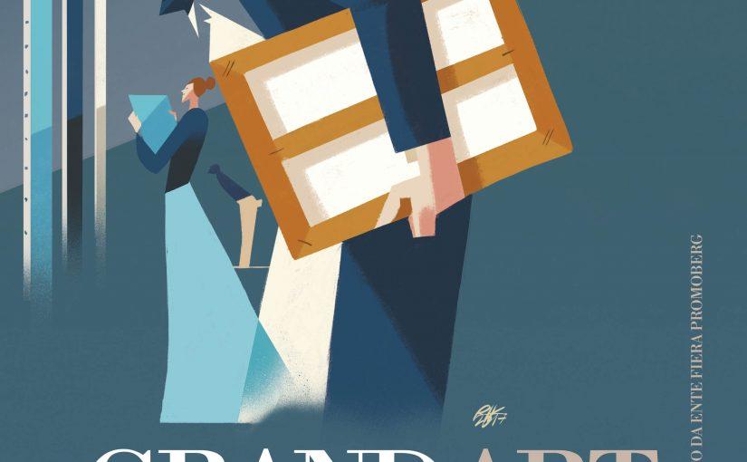Al via la terza edizione diGrandArt