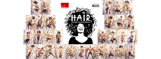 Teatro della luna HAIR The Tribal Love-Rock Musical