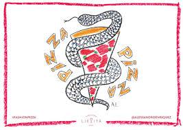 Fashion Week: Lievità Pizzeria Gourmet celebra la creatività con lo stilista Alessandro Enriquez