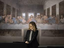 Piccolo Teatro Grassi Il miracolo della cena Sonia Bergamasco