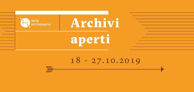 Milano V edizione ARCHIVI APERTI MEMORIA E OBLIO Generare, conservare, condividere la fotografia oggi