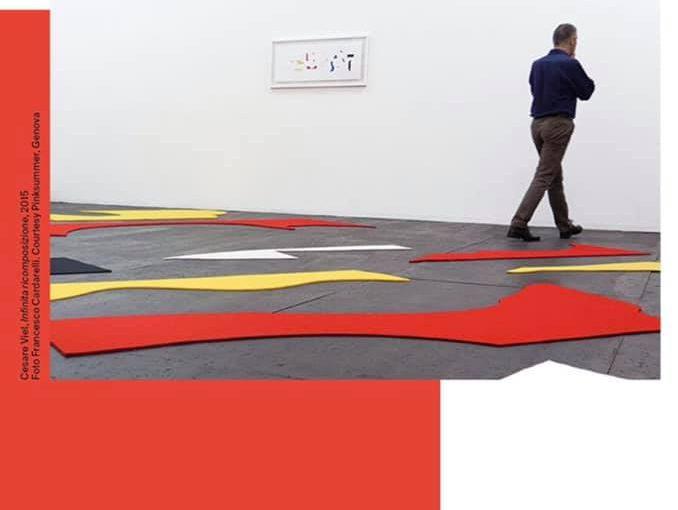 Cesare Viel al PAC Padiglione d'Arte Contemporanea di Milano