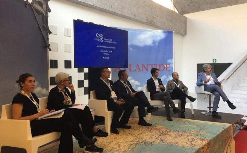Epson si racconta nel Climate Change Panel del Salone della CSR 2019