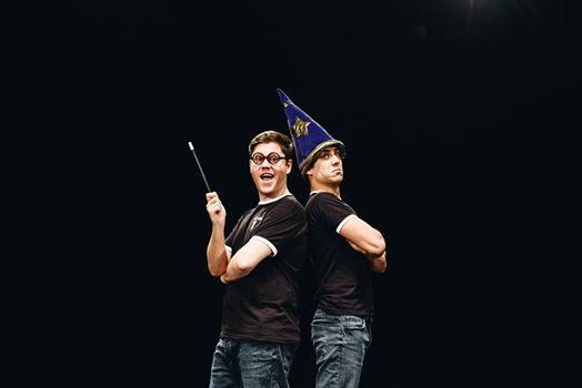 Potted Potter: l'unica esperienza potteriana non autorizzata Milano, Teatro Leonardo