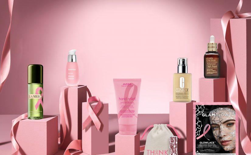 The Estée Lauder Companies  Breast Cancer Campaign