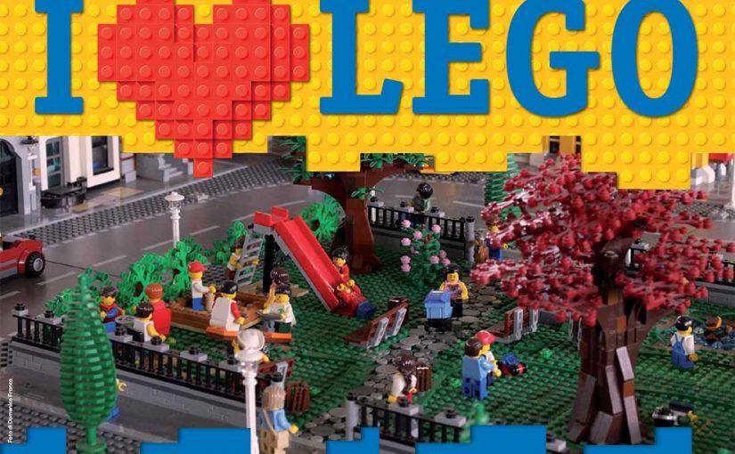 I LOVE LEGO Museo della Permanente di Milano