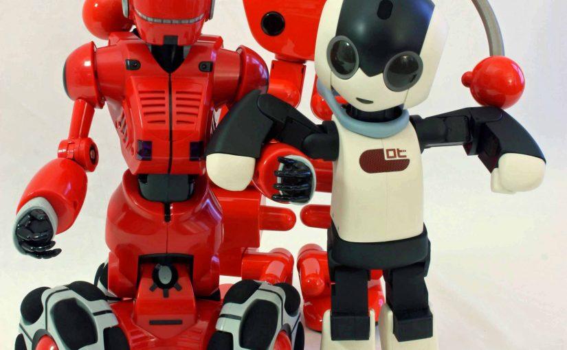 Io, Robotto – Automi da compagnia alla Fabbrica del Vapore di Milano