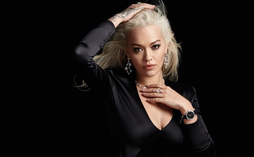 Rita Ora è la brillante protagonista della nuova collezione Magic Star firmata THOMAS SABO