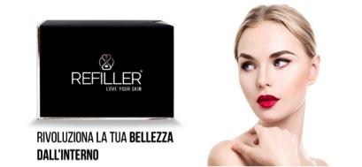 Refiller®: se ami la tua pelle nutrila dall'interno