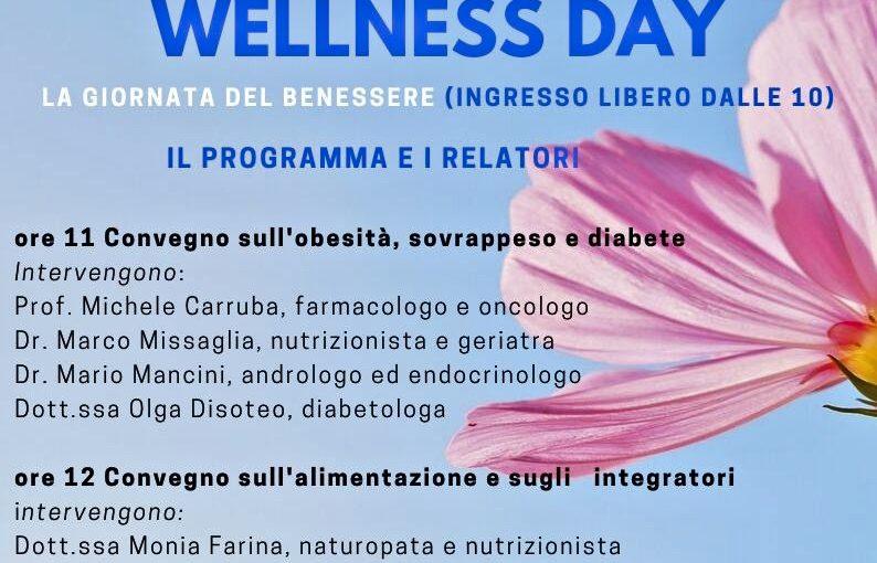 MILANO, SECONDA EDIZIONE DEL WELLNESS DAY