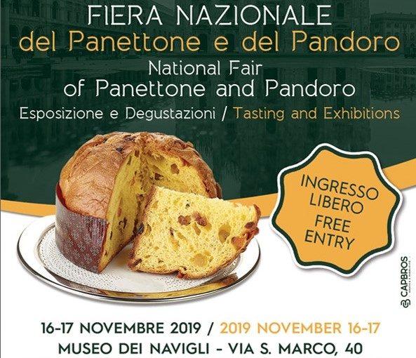 Grandi novità dalla casa della Fiera Nazionale del Panettone e del Pandoro per il 2019.