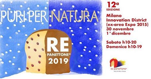 Re Panettone® Milano XII. MIND Una ventata di novità nel tempio dell'innovazione