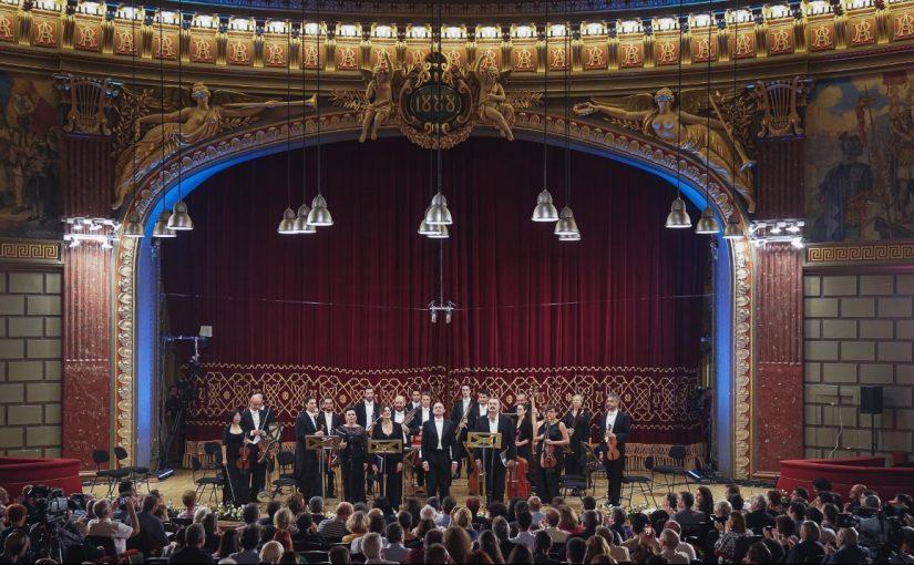 LaVerdi Auditorium di Milano  Le quattro Stagioni – Vivaldi e Philip Glass