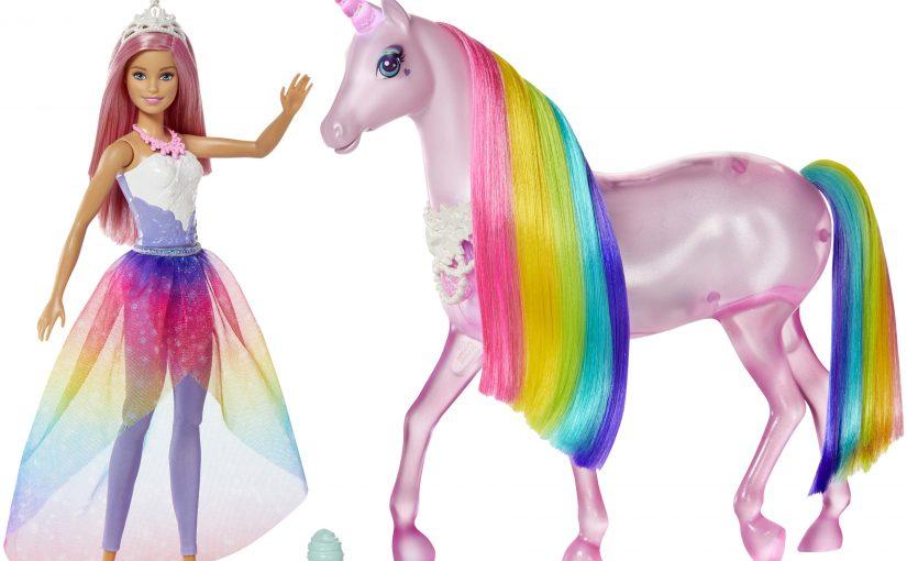 Dreamtopia dà il benvenuto all'Unicorno magico con Barbie Principessa!