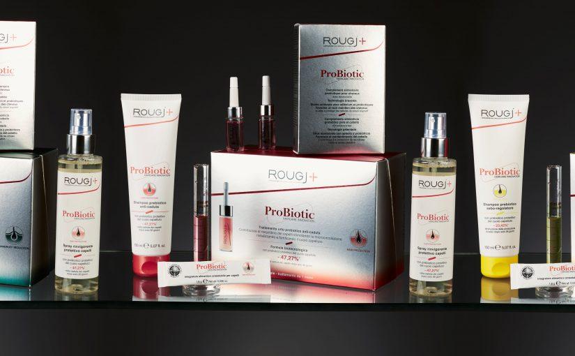 Rougj presenta il primo rivoluzionario trattamento anti-caduta a base di probiotici