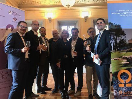 La 28^ edizione di Merano WineFestival a Palazzo Bovara Milano in occasione della Milano Wine Week