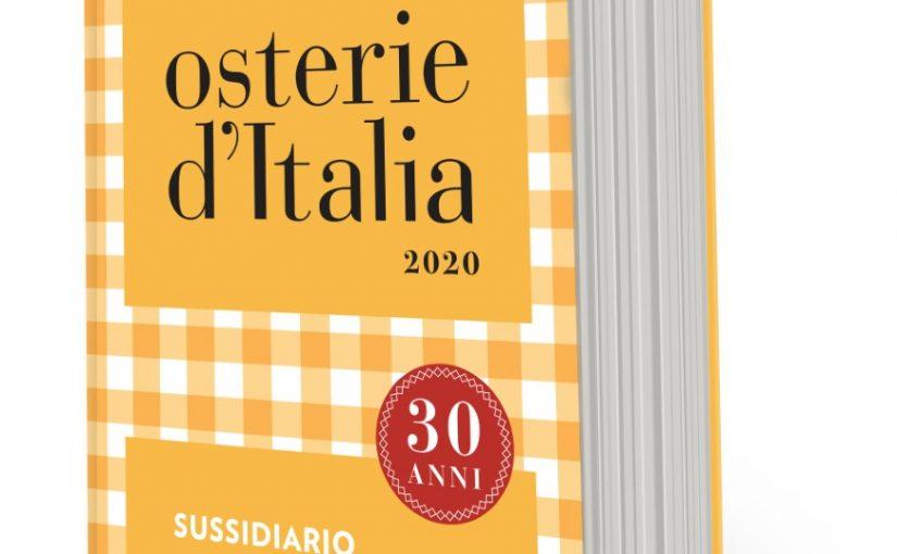 Osterie d'Italia una guida Slow Food che racconta il più autentico modello di ristorazione del nostro Paese