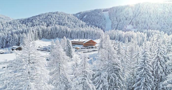 Alto Adige. La sorgente d'acqua solfata del Bad Moos – Dolomites Spa Resort. A ciascuno il suo bagno di zolfo!