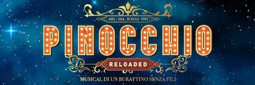 Pinocchio Reloaded Milano Teatro degli Arcimboldi