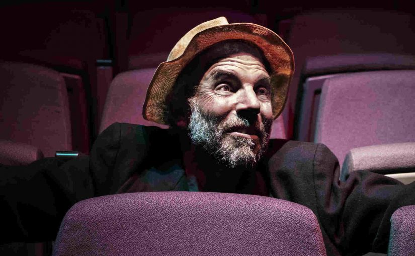 Teatro Out Off  IL SOGNO DI UN UOMO RIDICOLO  di Fëdor Dostoevskij