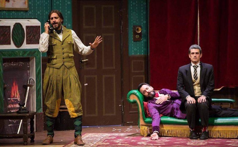 """Teatro San Babila di Milano """"CHE DISASTRO DI COMMEDIA"""""""