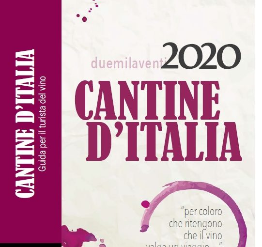 Go Wine Guida Cantine d'Italia 2020