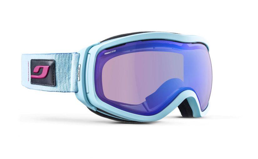 Per Julbo ogni disciplina dello sci ha il proprio combinato di casco e maschera