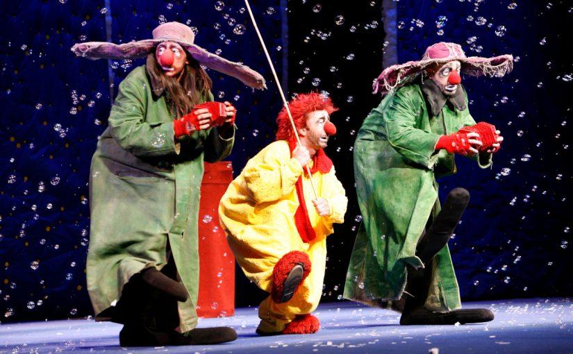 Piccolo Teatro Strehler  SLAVA'S SNOWSHOW