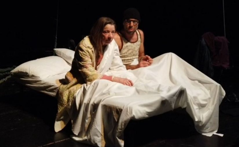 Teatro Out Off  Milano SLEEPLESS. TRE NOTTI INSONNI di Caryl Churchill