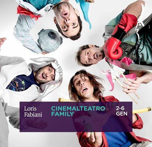 Elfo Puccini Cinemalteatro familyCola degli abissi Phoebe Zeitgeist