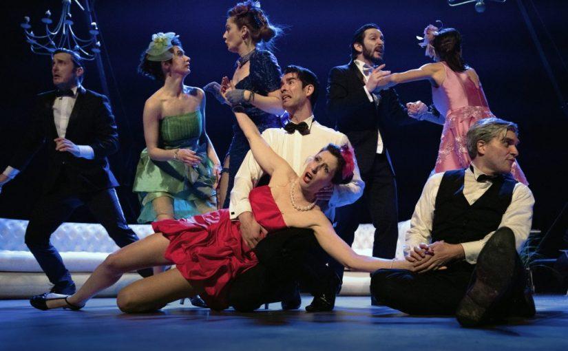 Teatro Franco Parenti Sala Grande  Compagnie N°8 (Francia)  GARDEN PARTY