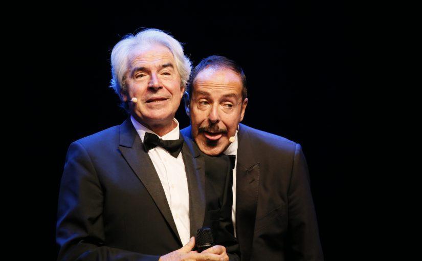 Teatro Manzoni MilanoMASSIMO LOPEZ & TULLIO SOLENGHI SHOW