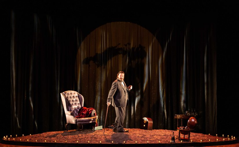 Teatro Franco Parenti Winston vs. Churchill  con Giuseppe Battiston