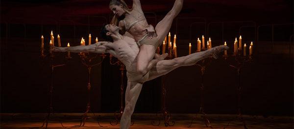 'Danza con me' Roberto Bolle  Rai1