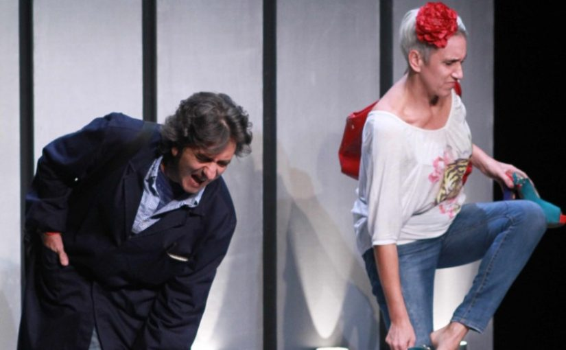 """Storia d'amore in ascensore"". TEATRO/CINEMA MARTINITT MILANO"