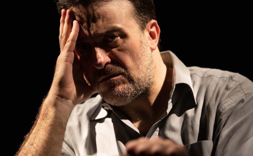 Teatro Franco Parenti LOCKE  prima nazionale di Steven Knight regia Filippo Dini con Filippo Dini