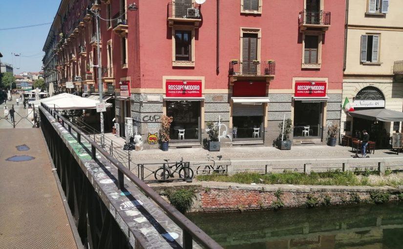 Rossopomodoro apre a Milano nella prestigiosa zona dei Navigli