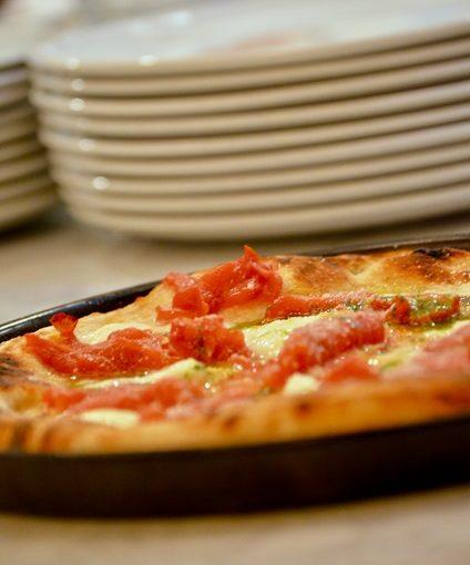 Eccellenze Campane e Verace Sudd: anche a Milano arriva la pizza nel ruoto