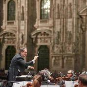 Concerto per l'Italia: La Filarmonica della Scala riporta la musica in Piazza Duomo a Milano