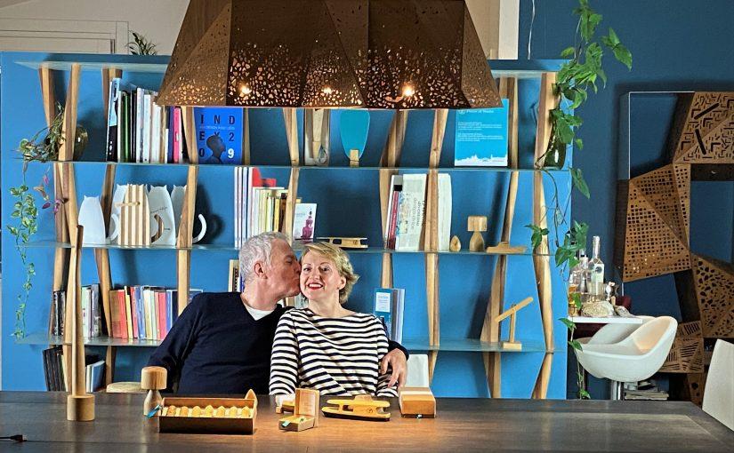 """Assegnato alla Benefit Company """"Pieces of Venice"""" il XXVI Compasso d'Oro nella categoria """"Design per il sociale""""."""