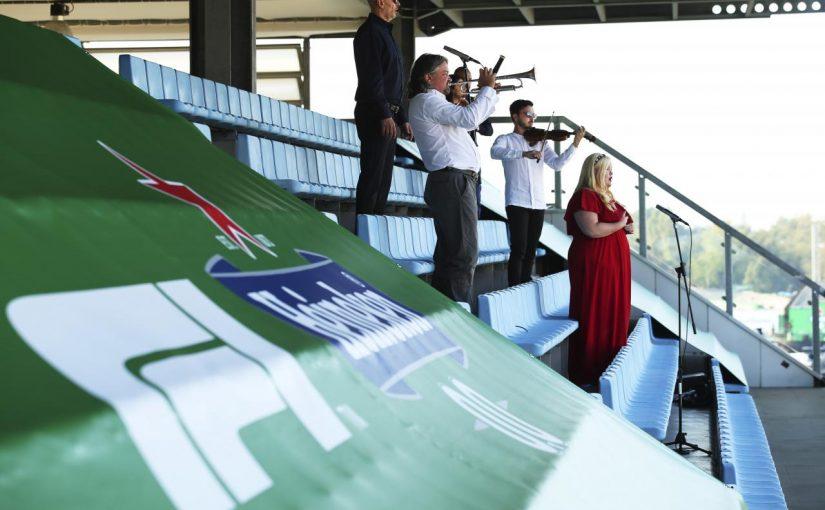 Heineken® e Ferrari insieme per celebrare l'Italia e la passione per la Formula 1™ nel rispetto del #SocialiseResponsibly