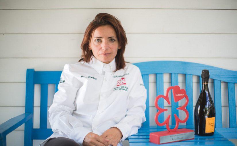 Premio speciale Michelin Chef Donna 2020 Marianna Vitale è il talento femminile della cucina italiana
